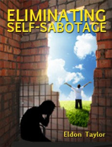 Eliminating Self Sabotage
