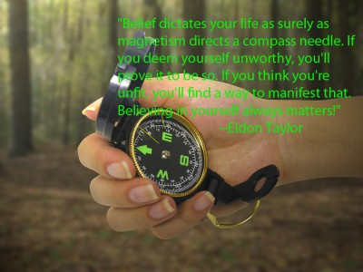 Compass Quote by Eldon Taylor
