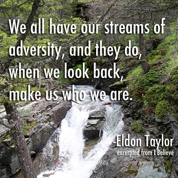 Eldon Taylor quote