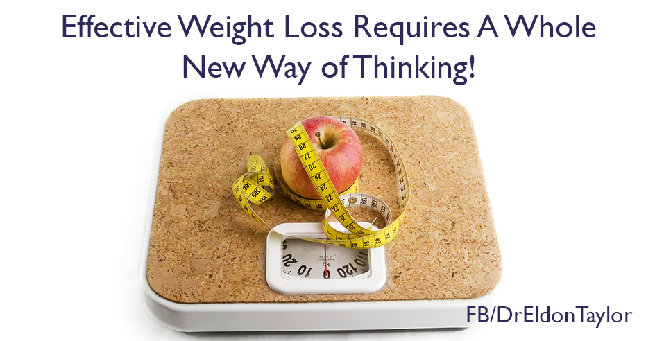 Weight Loss Thinking