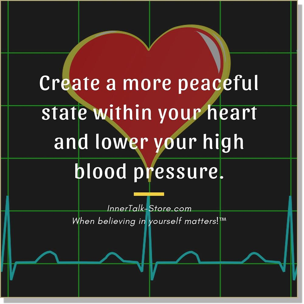 Lowered Blood Pressure