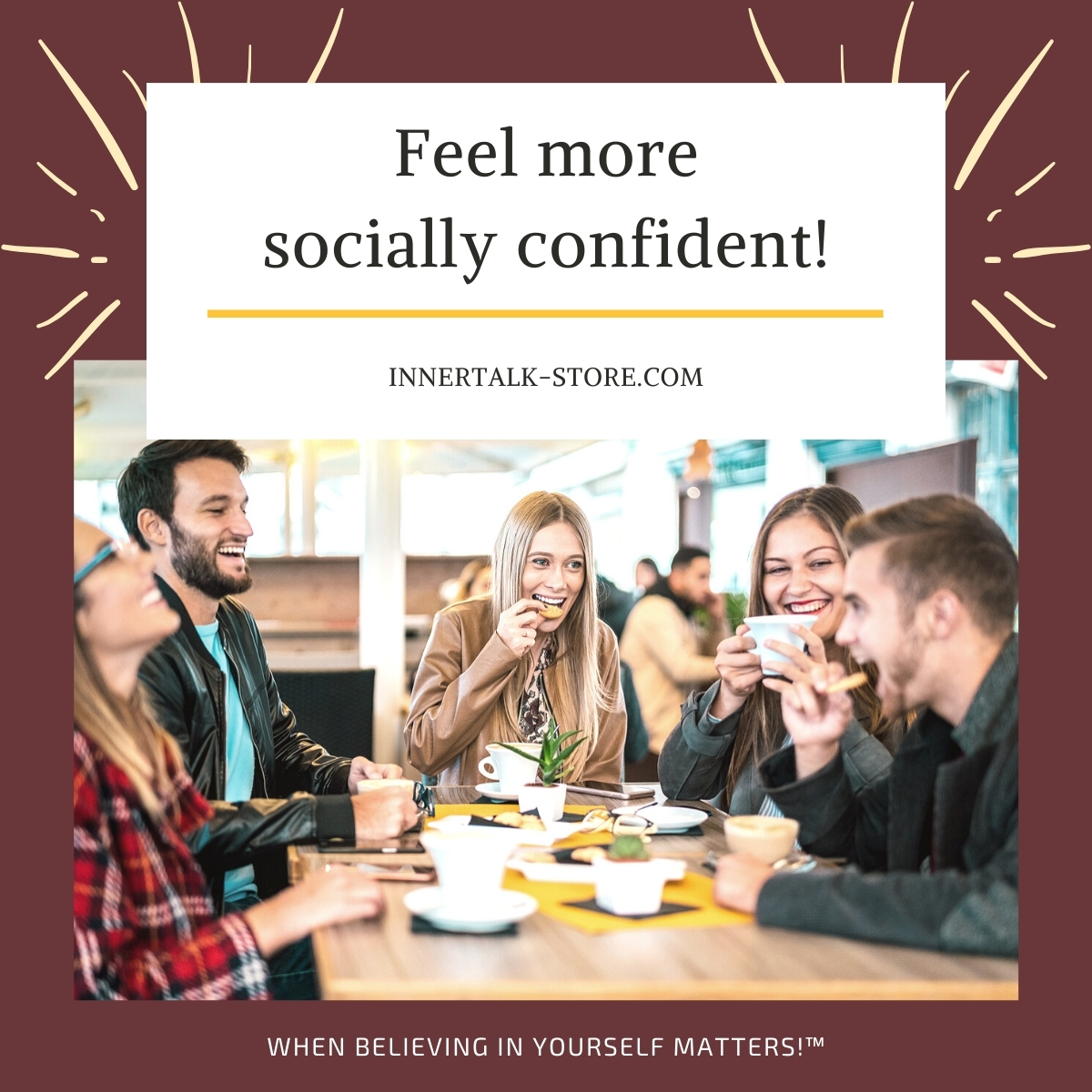 Relieving Social Anxiety